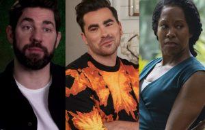 """John Krasinski, Dan Levy e Regina King são confirmados nos próximos episódios do """"SNL"""""""