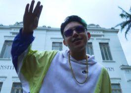 """MC Fioti lança clipe gravado no Instituto Butantan para remix de """"Bum Bum Tam Tam"""""""