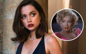 """Ana de Armas fala sobre preparação para interpretar Marilyn Monroe: """"Tão cansativa"""""""