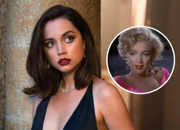 """Ela dá vida à icônica atriz e cantora no filme """"Blonde"""" (Reprodução)"""