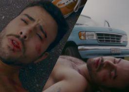 """Lagum: banda se envolve em atropelamento em teaser do clipe de """"Musa do Inverno"""""""