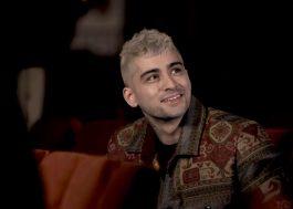 "Zayn divulga vídeo dos bastidores do clipe de ""Vibez"""