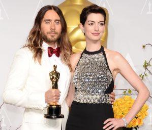 Além de estrelar, os atores também serão produtores executivos da série (Getty Images)