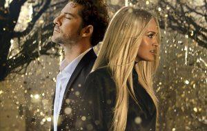 """David Bisbal conta sobre parceria com Carrie Underwood no single """"Tears Of Gold"""": """"Foi ela quem quis gravar em espanhol!"""""""