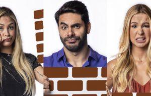 Primeiro paredão do BBB21 tem disputa entre Sarah, Rodolffo e Kerline