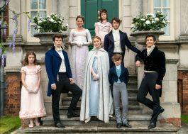 """""""Bridgerton"""" bate recorde e se torna série mais assistida da história da Netflix"""
