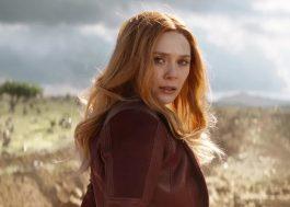 """Elizabeth Olsen diz que correu atrás dos produtores para conseguir papéis em filmes maiores como """"Vingadores"""""""
