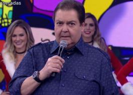 Faustão deixa TV Globo em dezembro