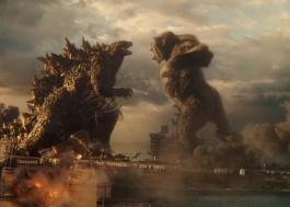 """""""Godzilla vs Kong"""" ganha novo pôster de divulgação; trailer chega no domingo (24)"""