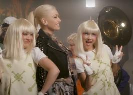 "Gwen Stefani revisita figurinos icônicos nos bastidores de ""Let Me Reintroduce Myself"""