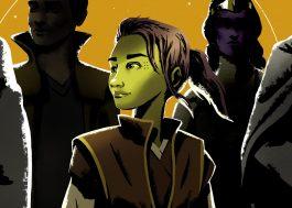 """Star Wars: The High Republic"": primeiro episódio de série de curtas é liberado"