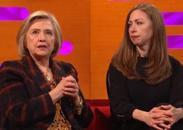 Mãe e filha, Hillary e Chelsea Clinton desenvolvem drama feminino de guerra para a TV
