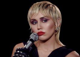 Miley Cyrus é vista filmando projeto secreto em Malibu
