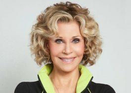Jane Fonda receberá o prêmio Cecil B. DeMille no Golden Globes 2021