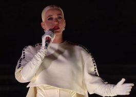 """Katy Perry celebra a posse de Biden com apresentação de """"Firework"""" em especial de TV"""