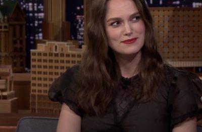 A atriz disse não gosta da forma como sexo é retratado por diretores homens (Reprodução)