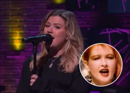 "Kelly Clarkson faz cover poderoso de ""Girls Just Want To Have Fun"", hit da Cyndi Lauper"