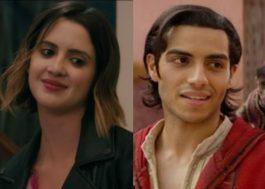Laura Marano e Mena Massoud vão atuar em novo filme de romance da Netflix