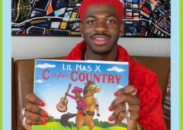 Livro infantil de Lil Nas X é um dos mais vendidos dos Estados Unidos