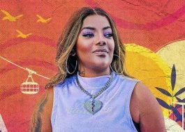 """Ludmilla brilha no pagode com versão ao vivo de """"Ela Não"""""""