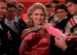 """Após 36 anos, Madonna libera clipe de """"Material Girl"""" em HD"""