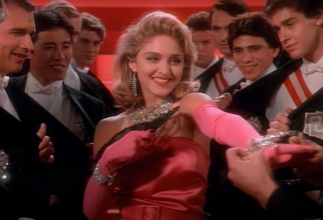 O clipe foi lançado em 1985 (Reprodução)