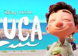 """""""Luca"""": Animação da Pixar tem nova imagem divulgada"""