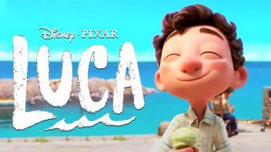 """""""Luca"""" ganha nova imagem de divulgação"""
