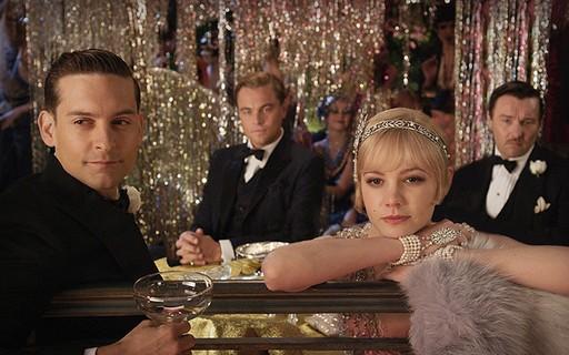 """Cena do filme """"O Grande Gatsby"""", de 2013 (Reprodução)"""