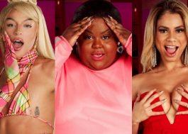 """""""Soltos em Floripa 2"""": Pabllo Vittar, MC Carol e Lexa são confirmadas como comentaristas"""
