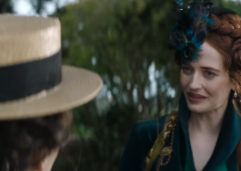 "Ouro, misticismo e suspense: Eva Green costura mistérios no novo trailer de ""The Luminaries"""