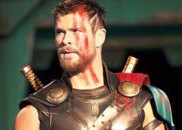 """Chris Hemsworth diz que gravações de """"Thor: Amor e Trovão"""" começam nesta semana"""