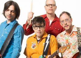 "Weezer anuncia novo álbum, ""Ok Human"", para 29 de janeiro"
