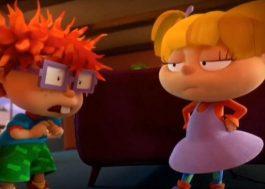 """Revival de """"Rugrats"""" ganha prévia divertida pelo Paramount+"""