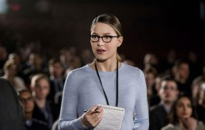 "Melissa Benoist, de ""Supergirl"", lança a própria produtora, Three Things Productions"