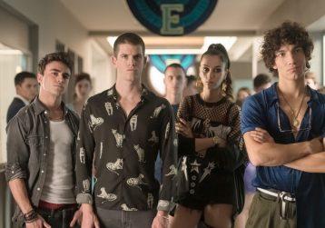 """""""Elite"""" é renovada e ator brasileiro entra para elenco"""