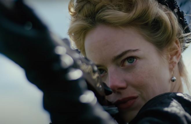 """Emma Stone já trabalhou com Lanthimos em """"A Favorita"""" (Reprodução/YouTube)"""