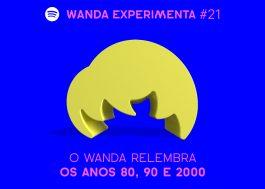Marina, Phelipe e Samir relembram os tempos de escola, adolescência e anos 2000 no Wanda Experimenta