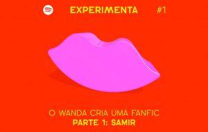 O Wanda cria uma fanfic na primeira edição do Wanda Experimenta!
