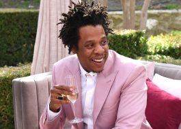 Jay-Z vende metade de marca de champanhe para empresa francesa de luxo