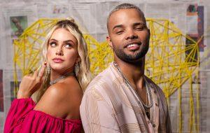 """MC Zaac e Laís Bianchessi mergulham em dilemas do amor no clipe de """"Coração Bobo"""""""