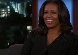 "Michelle Obama anuncia versão infanto-juvenil do best-seller ""Minha História"""