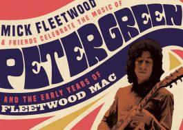 "Mick Fleetwood reúne amigos para celebrar legado do Fleetwood Mac; ouça ""Rattlesnake Shake"""
