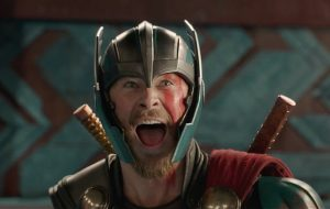 """""""Thor: Amor e Trovão"""": Fotos dos bastidores mostram novo visual dos personagens"""