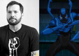 """Ángel Manuel Soto será o diretor de """"Besouro Azul"""", primeiro filme de herói da DC com protagonista latino"""