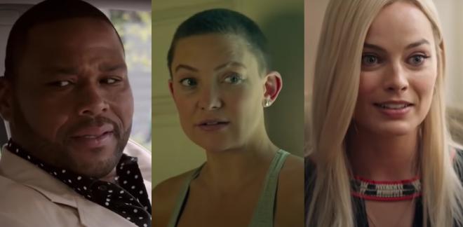 Os três atores já foram indicados à premiação (Reprodução / Youtube)