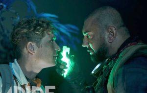 """Dave Bautista se destaca em nova foto de """"Army Of The Dead"""", filme de zumbi da Netflix"""