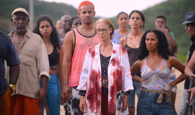 """O filme brasileiro concorria com """"Another Round"""" e """"Beanpole"""" (Victor Jucá / Divulgação)"""
