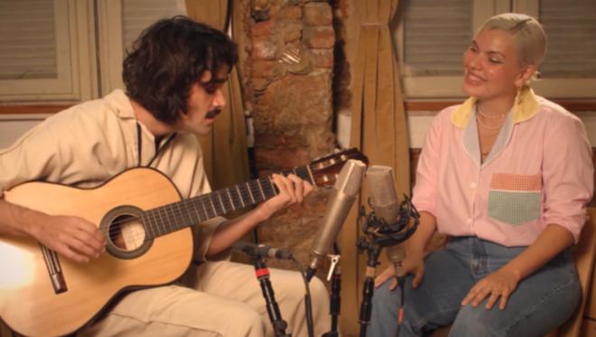 """Canção faz parte do álbum """"Sinto Muito"""" (Reprodução)"""