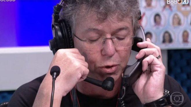 Ele é o diretor do reality show brasileiro (Reprodução)